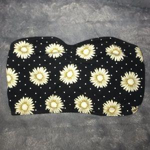 Sunflower Bandeau